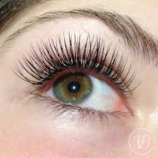 professional eyelash extension blush lash extensions