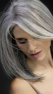 hairstyles for gray hair women over 55 silver fox hair styles for medium texture wavy hair silver hair
