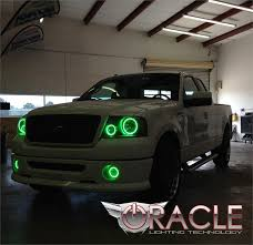 05 ford f150 headlights oracle halo lights complete assemblies for ford 2005 2008