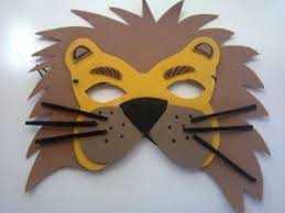 lion mask craft animal mask craft idea for kids crafts and worksheets for