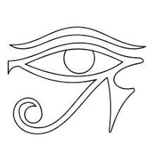 eye of ra horus vector images 73