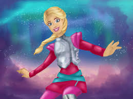 barbie star light adventure barbie starlight adventure through the galaxies by antoinepicture