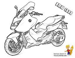 swashbuckler motorcycle coloring sheet free motorcycle