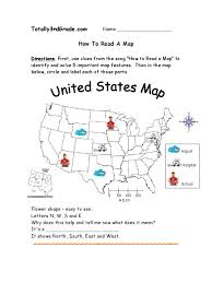 3rd grade continents worksheet