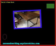 Build A Wood Desktop by Clock Wood Plans Free 075209 Woodworking Plans And Projects