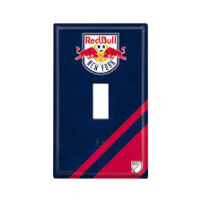 rocker light switch cover york red bulls single toggle light switch cover