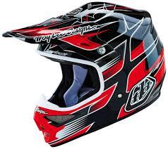 red motocross helmet troy lee designs d3 mips carbon render blue red motocross helmets