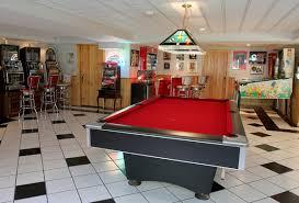 retro game room brings the u002750s to vivid life portland press herald
