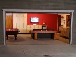 garage room deluxe garage game room contemporary garage and shed garage interior