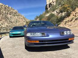 retro comparo 1992 honda prelude si vs 1992 acura integra gs r