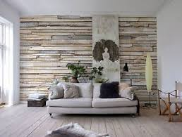 wallpaper whitewashed wood photo wall mural large size wall