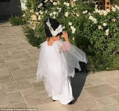 Jane Killer Halloween Costume Kourtney Kardashian Daughter Penelope Halloween
