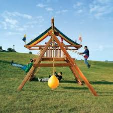 backyard playsets installation rainbow of iowa