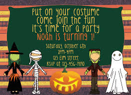 halloween party invitations ideas halloween birthday party