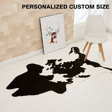 Cow Print Rugs Online Get Cheap Cow Print Rugs Aliexpress Com Alibaba Group