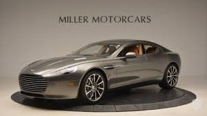 aston martin sedan interior 2017 aston martin rapide in greenwich united states for sale on
