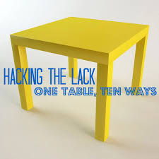 Ikea Side Table Hack Hacking The Ikea Lack One Table Ten Different Ways Apartment