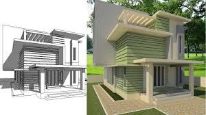 Revit Architecture Modern House Design 7 Make Designs Without Revit Architecture House Design