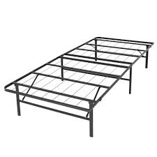 crib mattress support frame platform metal bed frame foldable no box spring needed mattress