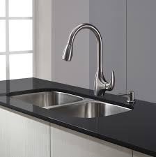 Kitchen Faucet With Pull Out Spray Kitchen Faucet Kraususa Com