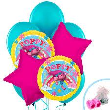 balloon delivery nc trolls balloon bouquet birthdayexpress