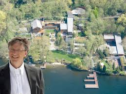 Houzd by Bill Gates House Pictures Home Design