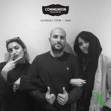 communion presents communion presents on radio x 6th nov by communion presents on