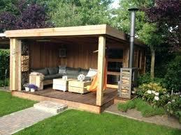 Garden Shelter Ideas Backyard Shelter Ideas Design Garden Shed Backyard Picnic Shelter