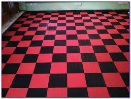 interlocking rubber floor tiles menards flooring home