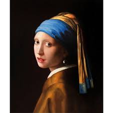 girl with the pearl earring painting portrait painting girl with pearl earring johannes vermeer woman