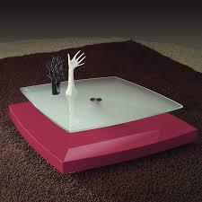 ultra modern coffee table ultra moderm rose coffee table with matt glass top shelf richport