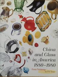 Jenkins Table L China And Glass In America 1880 1980 From Table Top To Tv Tray