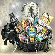 the hill birthday delivery the hill tombstone gift basket