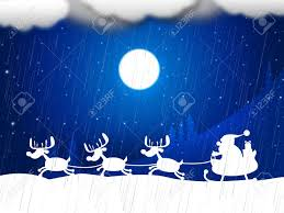 reindeer snow meaning merry and x stock photo picture