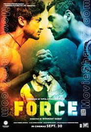 Force (2011) Eng Sub – Hindi Movie DVDSCR
