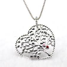 s day necklaces 2018 new tree of pendant necklace 100 925 sterling silver