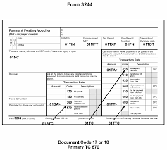 3 12 10 revenue receipts internal revenue service