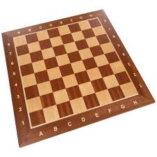 amazon com requa chess board with inlaid wood and ranks and files