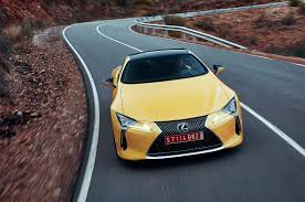 lexus sport s mode first drive 2018 lexus lc 500 and 500h automobile magazine