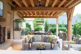 outdoor livingroom outdoor living room design homes abc