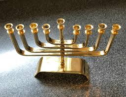 menorah candle the easiest way to clean wax a menorah the diy bungalow