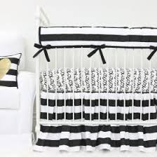Black And White Crib Bedding Set Crib Bedding Sets For Boys Rosenberry Rooms