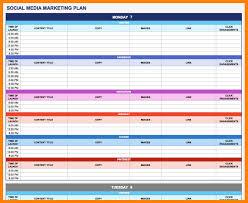 social media proposal template download meeting minutes