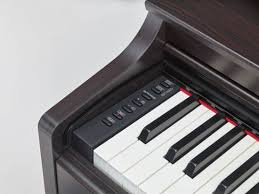 yamaha ydp163 arius digital piano with bench rosewood long