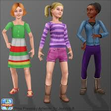mention about toddlers in ts4 is made by the sims freeplay