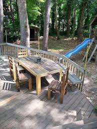Pallets Patio Furniture Outdoor Patio Furniture Made From Wood Pallets Pallets Designs
