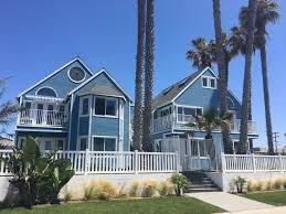 vacation beach homes for the san diego ca area