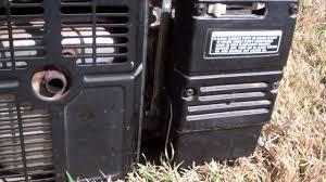 honda ex1000 generator carb rebuild and test run youtube