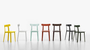 Outdoor Plastic Chairs All Plastic Chair Vitra Outdoor Furniture Pinterest Web