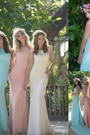 simple wedding dresses for brides modest bridesmaid dresses luulla